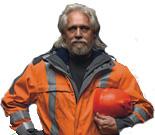 Warnbekleidung / Schweißerschutzbekleidung