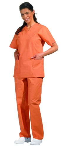 OP Kasack Damen farbig sterilisierbar /autoklavierbar