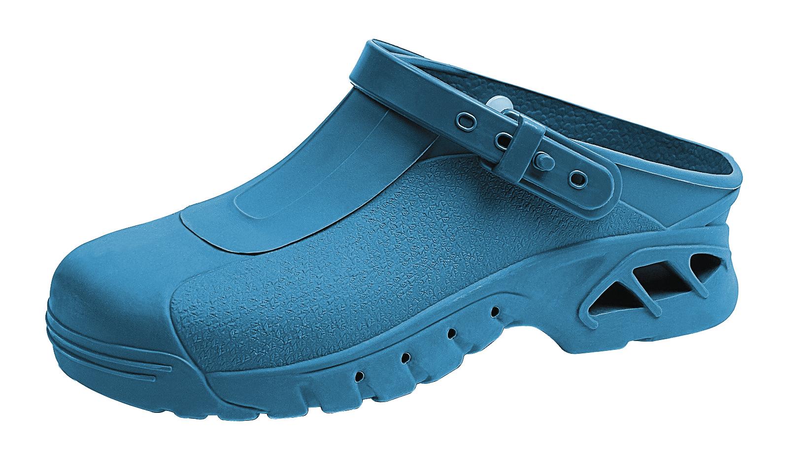 Abeba A 9610 OP Clogs blau