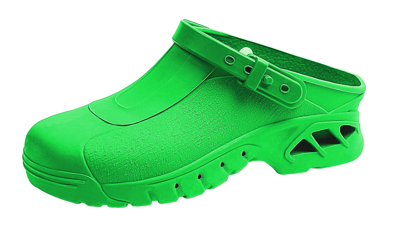 Abeba A 9620 OP Clogs grün