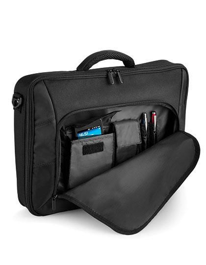 Quadra Business - Laptop Tasche schwarz Größe 42 X 32 X 8 cm (ca.10 Liter) 266