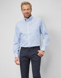 Pionier Herrenhemd gestreift P 8181