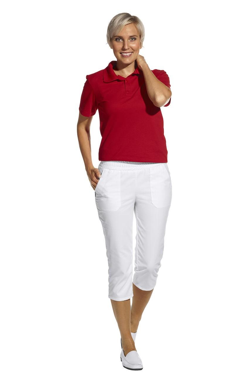 Leiber Damenhose 3/4 lang, Rundumgummizug, Schrittlänge = 52 cm Aug 50