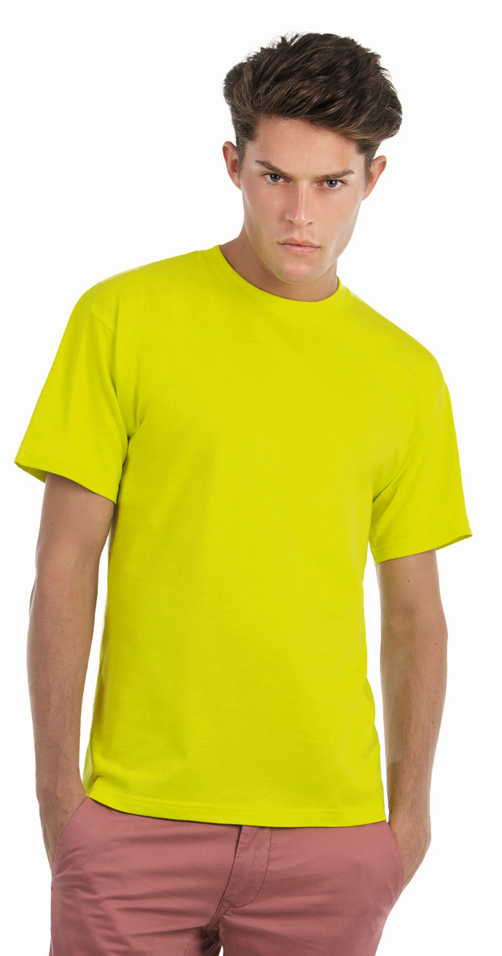 B & C Unisex Shirt verschiedene Farben Gr. XS-4XL