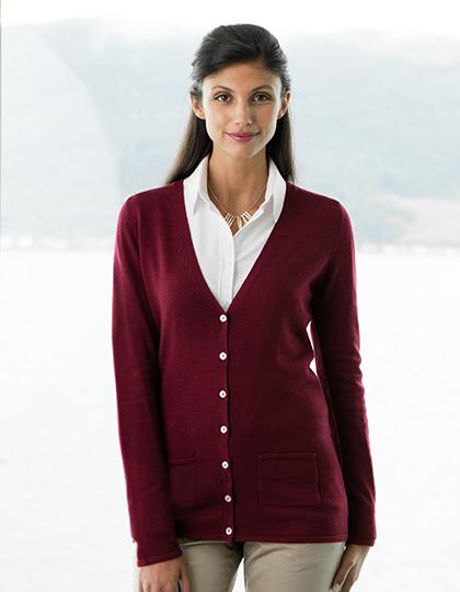 Henbury Strickjacke für Damen in vielen Farben LW723
