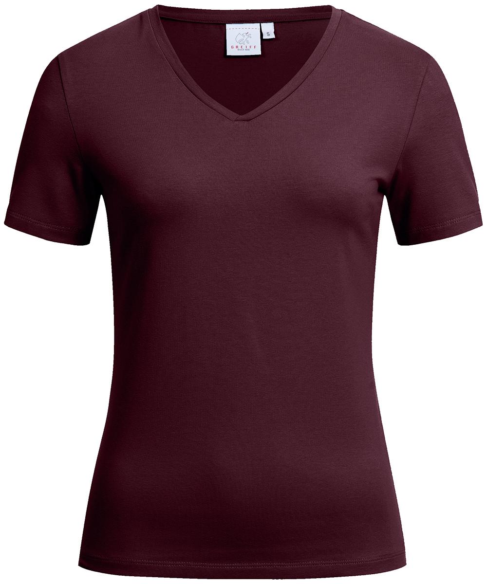 Greiff Shirt V-Neck 1/2 RegularFit 6864.1405