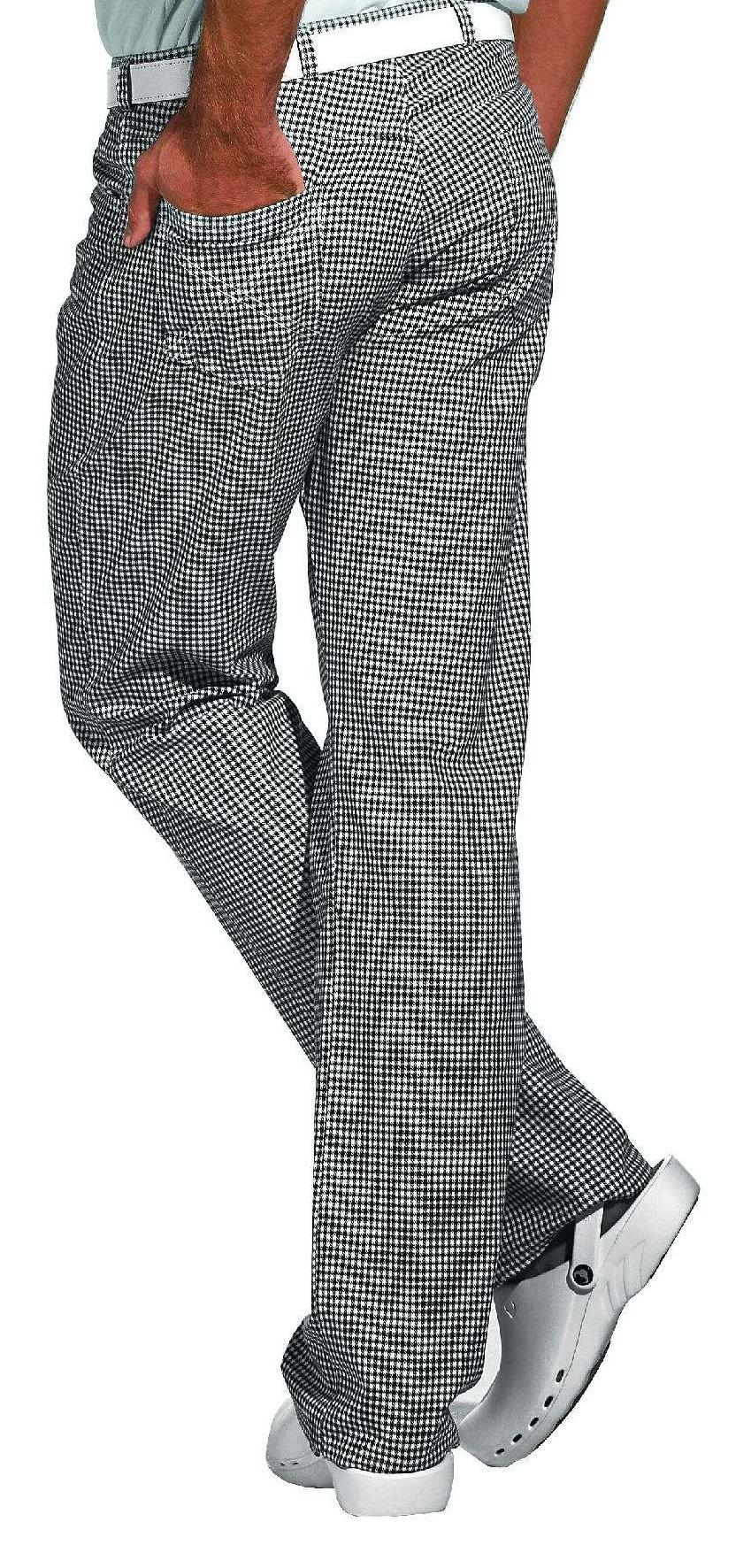 Leiber L12/1380 Damen- und Herren Jeans Kochhose 100% Bw