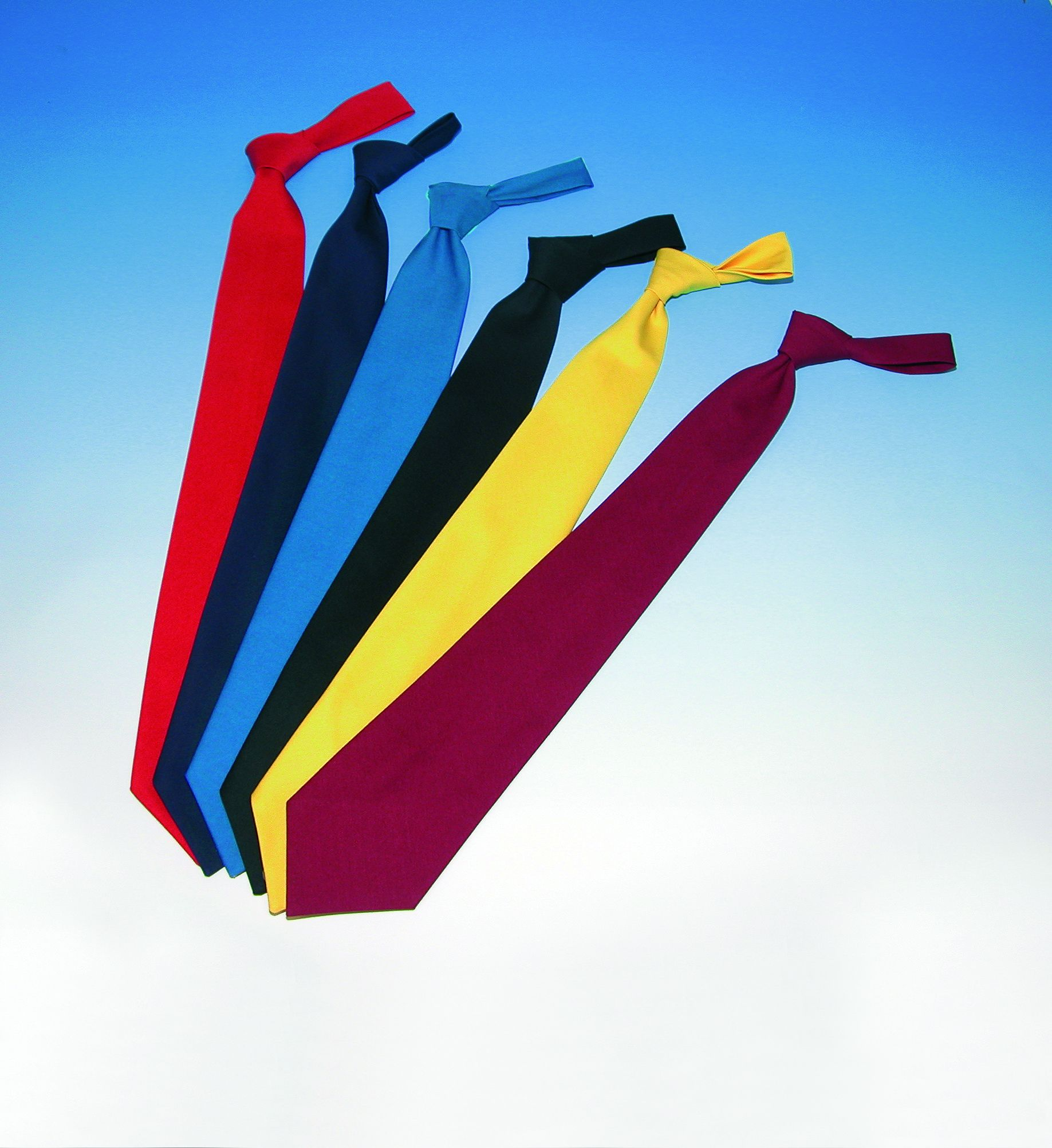 Leiber Krawatte farbige 65% Poly./35% Bw L02/157