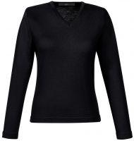 Damen Pullover schwarz, anthrazit, marine,  G 6050