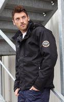 Berg Jacket, schwarz, Gr. S-3XL