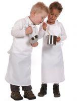 Kinderlatzschürze für die kleinen Köche