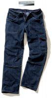 K21866575 Arbeits-JeansHose dunkelblau  98 % BW 2 % Elasthan DENIM