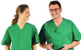 Berufsbekleidung Medizin und Pflege